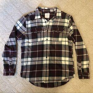 AE Men's flannel